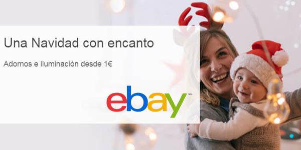 eBay adornos de Navidad baratos diciembre 2018
