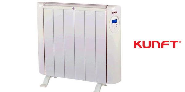 Emisor térmico KUNFT KTE3515 de 1200 W de potencia programable barato en eBay