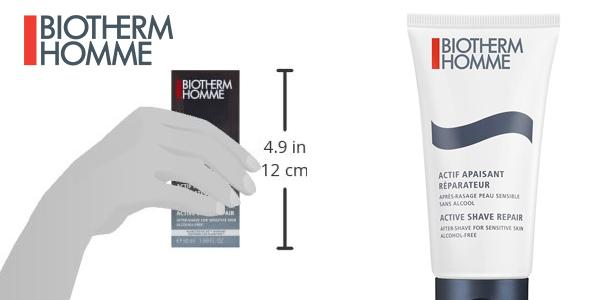 BIOTHERM HOMME Actif Apaisant Reparateur pieles sensibles 50 ml chollo en Amazon