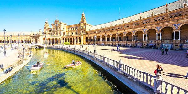 escapada económica a Sevilla noviembre 2018