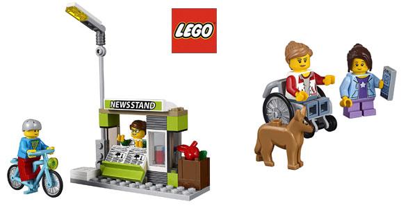 Estación de autobuses LEGO City Town chollazo en Amazon