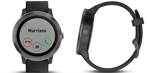 Smartwatch GPS Garmin Vivoactive 3 barato