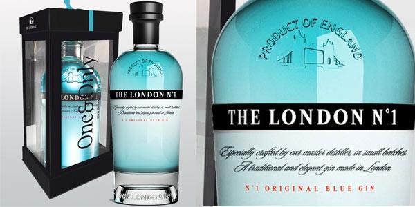 Ginebra The London nº 1 Premium + EStuche regalo al mejor precio en Amazon