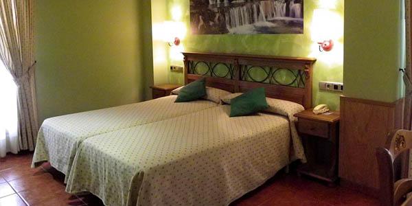 hotel Arnal Aínsa oferta