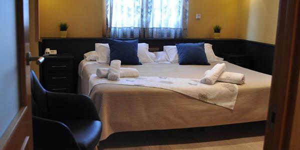 hotel Sánchez con relación calidad-precio genial