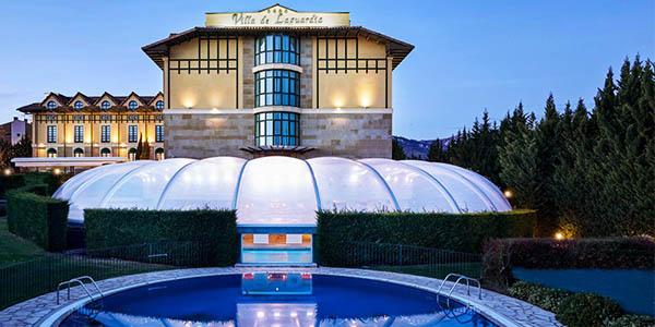 Hotel Villa Laguardia con spa relación calidad-precio genial
