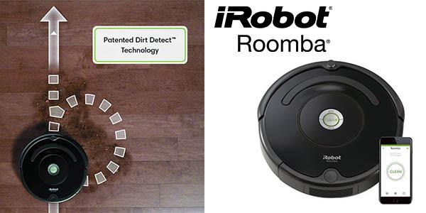 iRobot Roomba 675 robot aspirador barato