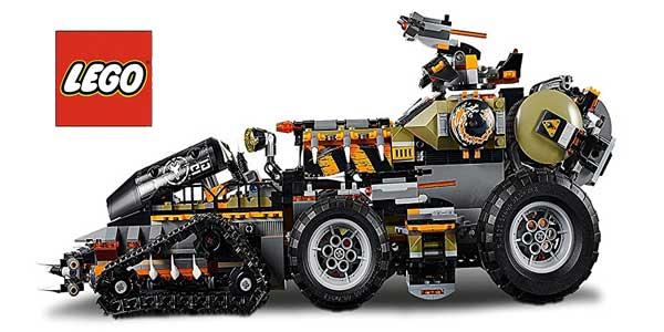 LEGO Ninjago Dieselnauta 70654 chollo en Amazon