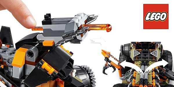 LEGO Ninjago Dieselnauta 70654 chollazo en Amazon