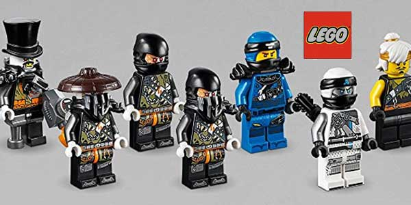 LEGO Ninjago Dieselnauta 70654 oferta en Amazon