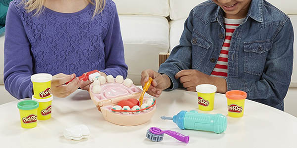juego Play-Doh dentista bromista chollo