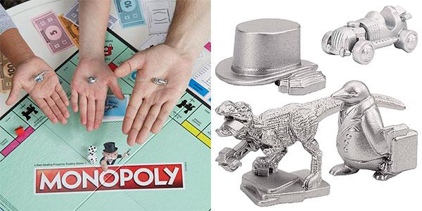 Juego Monopoly clásico barato
