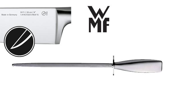 Set de cuchillos de cocina WMF Top Tools y tijeras con base metálica (6 piezas) chollazo en Amazon
