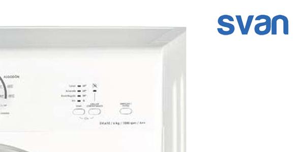 Lavadora de carga frontal SVAN SVL610 6KG chollazo en eBay