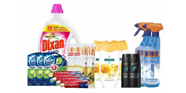 limpieza doméstica e higiene personal Mequedouno pack ahorro