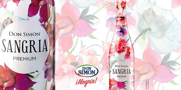 Lote de 6 Botellas Don Simón Sangría Premium 75 cl/ud chollo en Amazon