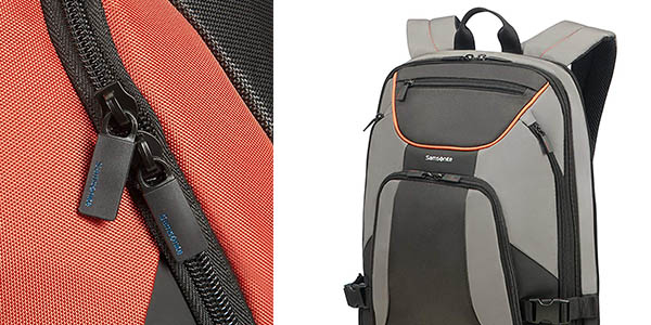 mochila Samsonite Kleur acolchada ideal viajes oferta