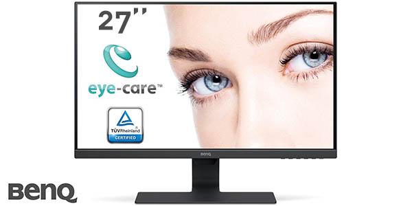 "Monitor BenQ GW2780 de 27"" Full HD"