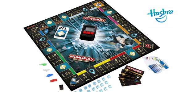 Monopoly Electronic Banking de Hasbro chollo en Amazon