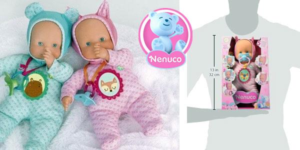 Muñeco Nenuco Blandito 5 Funciones Famosa 700012664 chollo en Amazon