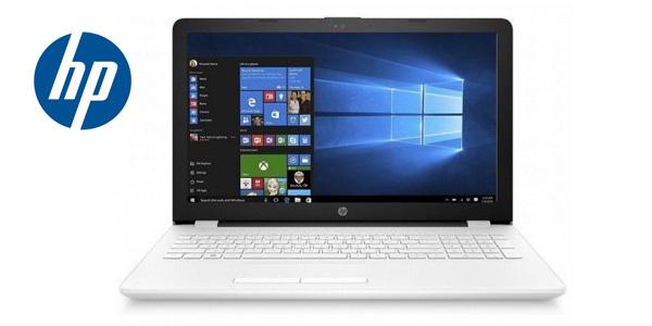 """Portátil HP 15-BS006NS 15.6"""" ( 3-6006U, 4GB, 500GB, W10) barato en eBay"""