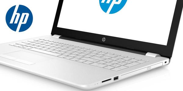 """Portátil HP 15-BS006NS 15.6"""" ( 3-6006U, 4GB, 500GB, W10) chollazo en eBay"""