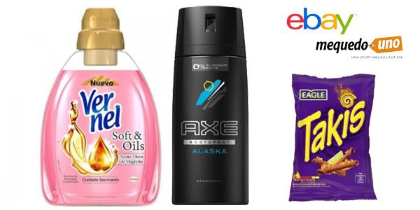 Pack Black Friday 20 Productos higiene y limpieza Mequedouno chollo en eBay