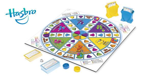 Pack Trivial Pursuit Familia + Jenga Classic de Hasbro Gaming chollo en Amazon