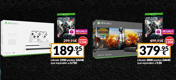 Ofertas del Black Friday 2018 de Game