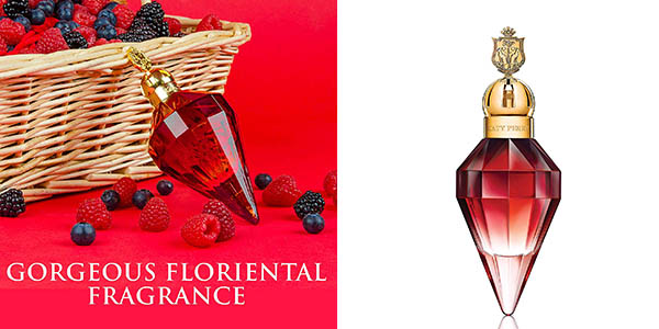 perfume Katty Perry Killer Queen de 100 ml oferta