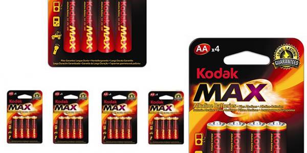 pilas AA Kodak Max KAA oferta