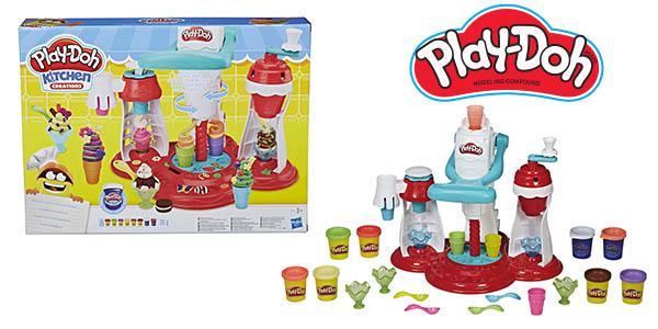 Play-Doh Super-heladería chollo
