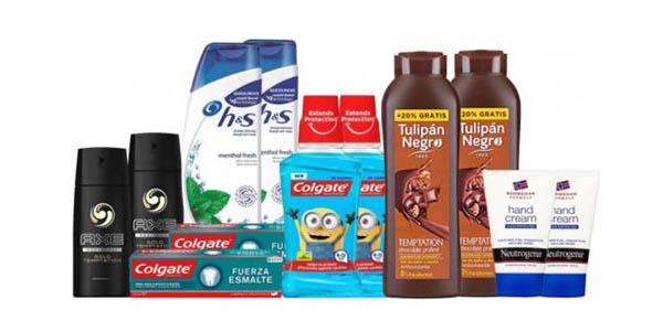 productos de uso habitual en droguería e higiene personal chollos eBay