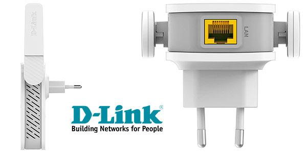 Repetidor Wi-Fi D-Link DAP-1610 AC1200 de antenas extensibles barato