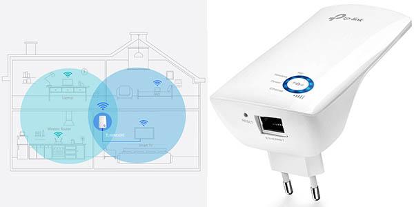 Repetidor WiFi TP-Link TL-WA850RE barato