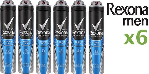 Rexona Desodorante Cobalt barato