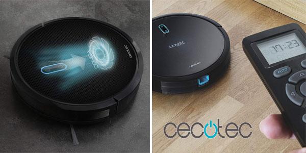 Robot aspirador Cecotec Conga Excellence Serie 1090 chollo en Amazon