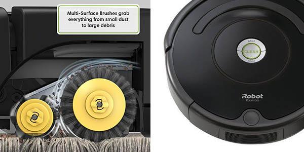 robot Roomba 675 aplicación móvil chollo