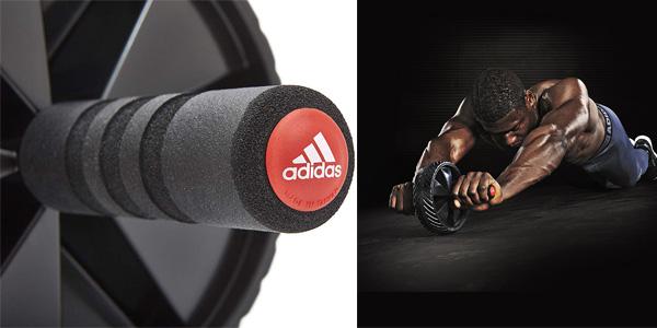 Rueda de abdominales Ab Wheel Adidas chollo en Amazon