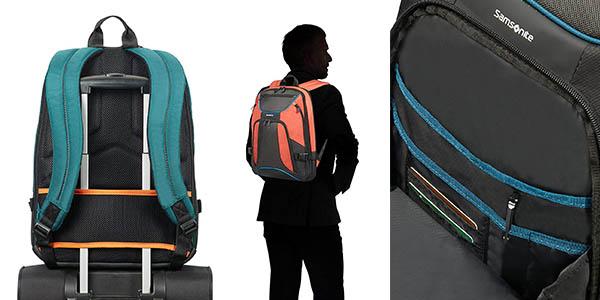 Samsonite Kleur mochila para equipaje de mano chollo