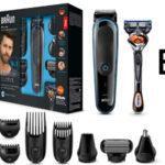 Set de afeitado multifunción 9-en-1 Braun MGK3085 barato en Amazon