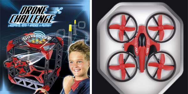 Set Drone Challenge de Fábrica de Juguetes 89141 chollo en Amazon