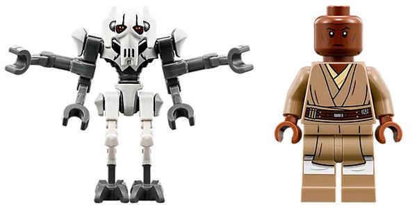 Speeder del General Grievous de LEGO Star Wars barato