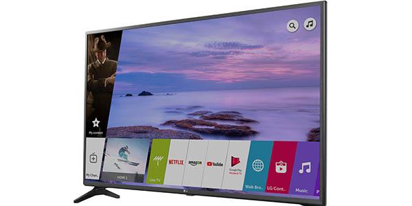 Smart TV LG 49UK6200PLA UHD 4K HDR de 49'' barato