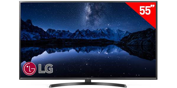 Smart TV LG 55UK6400 UHD 4K HDR de 55''
