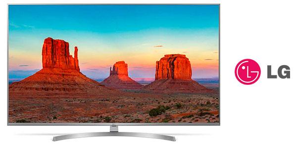 """Smart TV LG 65UK7550PLA UHD 4K HDR de 65"""" en oferta"""