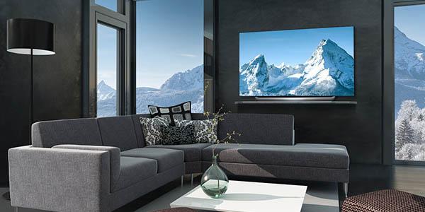 Smart TV OLED LG C8PLA UHD 4K HDR de 55'' o 65'' con WebOS 4.0