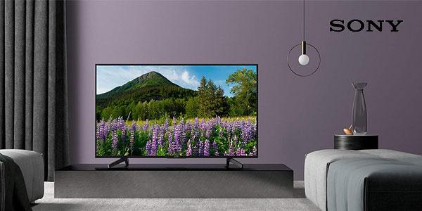 """Smart TV Sony KD55XF7004BAEP UHD 4K HDR de 55"""" chollo en Amazon"""