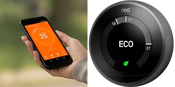 Termostato inteligente Nest Learning (3ª Gen) en Amazon