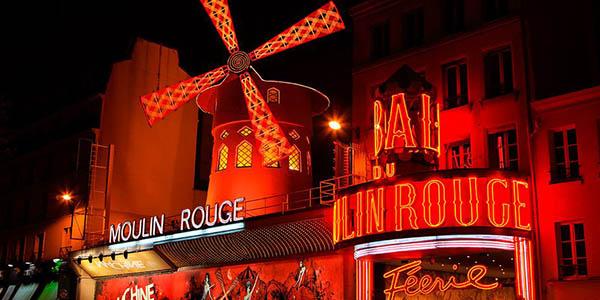 viajar a París Francia oferta San Valentín